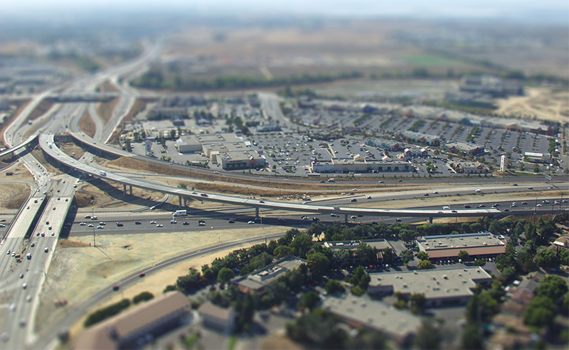 Route 237 & I-880 Interchange 3