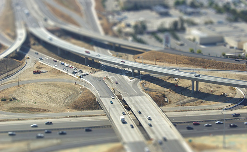 Route 237 & I-880 Interchange 2