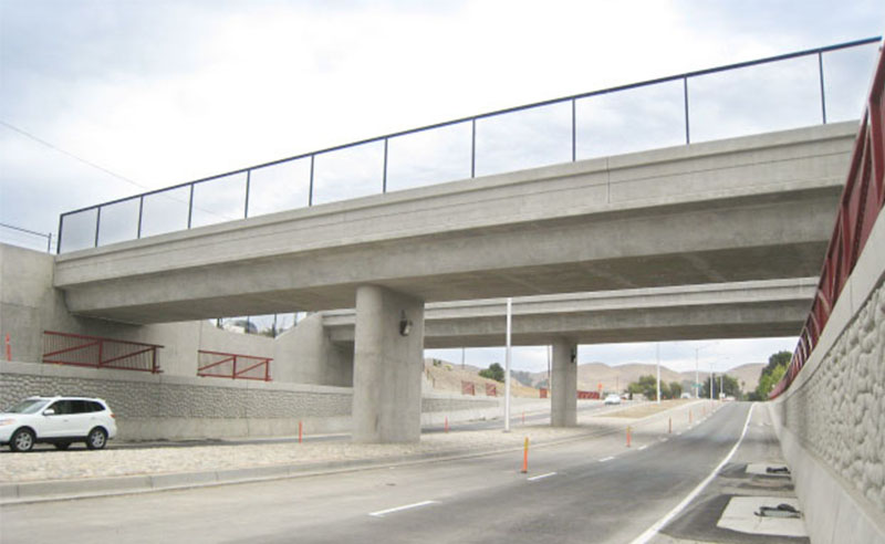 Washington Boulevard Overhead and Paseo Padre Parkway Underpass Grade Separation 3