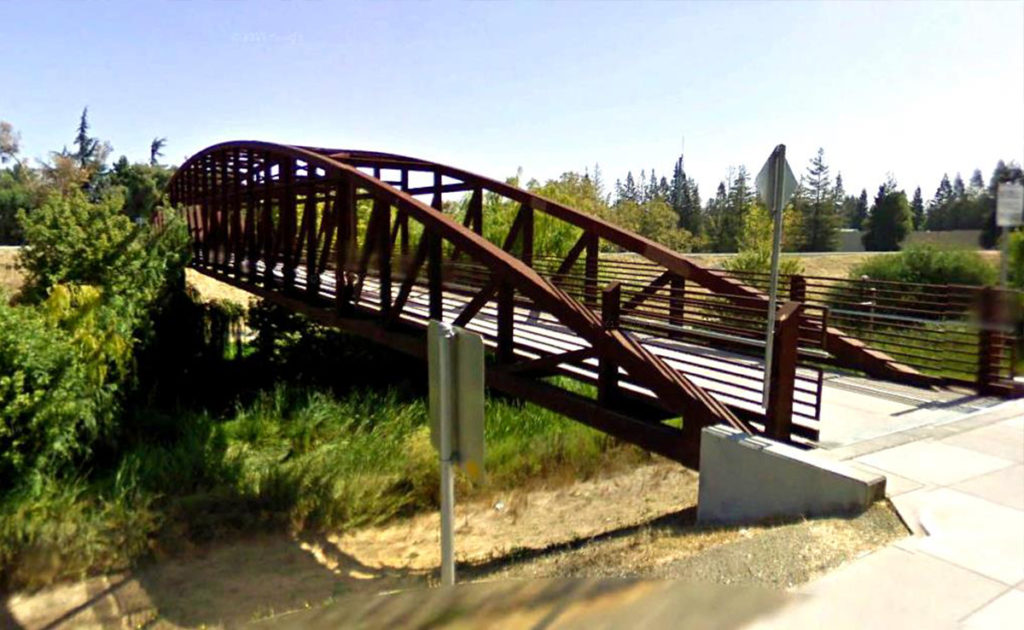 River Oaks Pedestrian Bridge 1