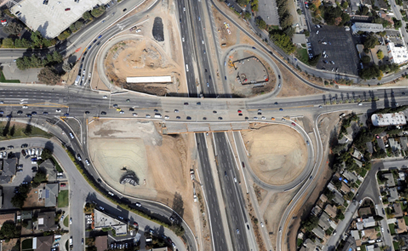 280/880/17 Stevens Creek Road Interchange Improvements 3