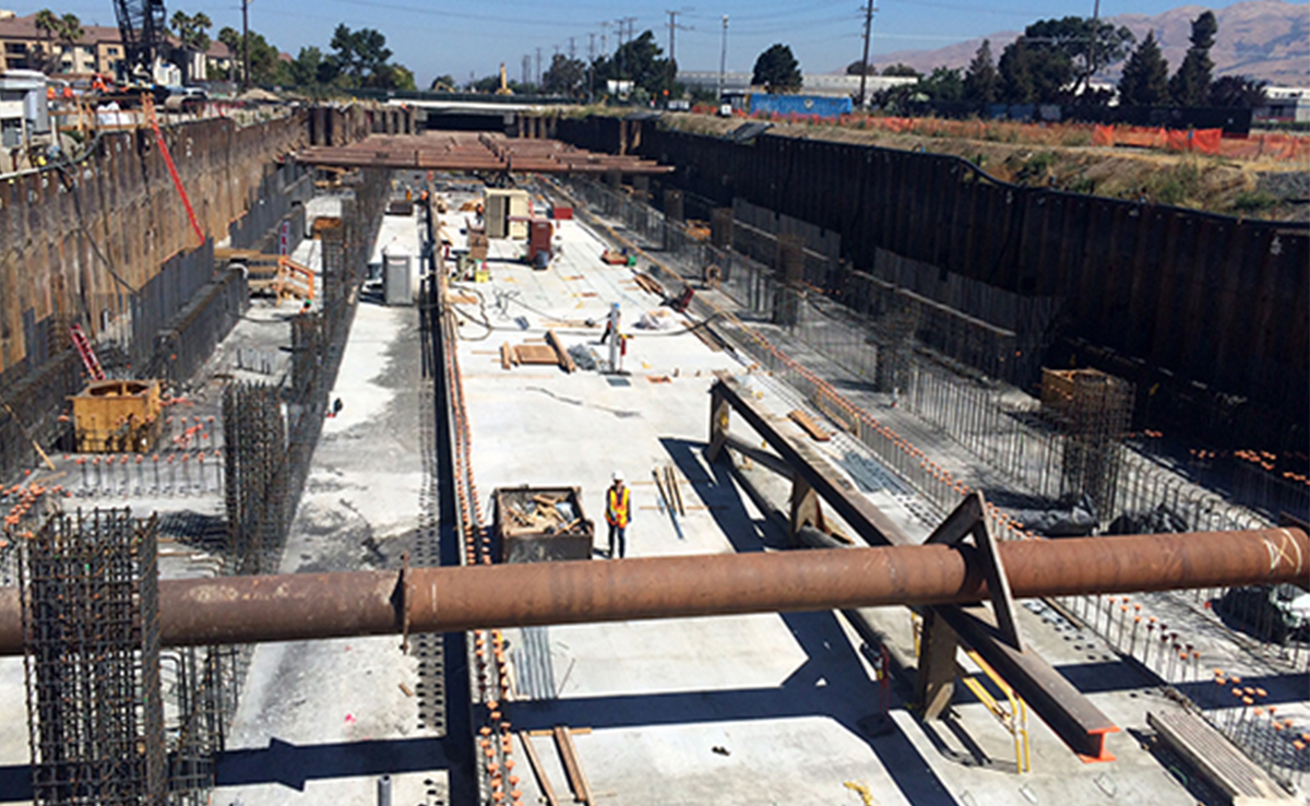 BART Silicon Valley Berryessa Extension (SVBX) 1