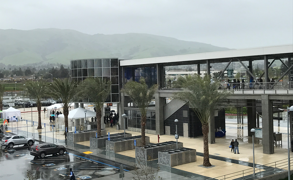 BART Warm Springs Extension 9
