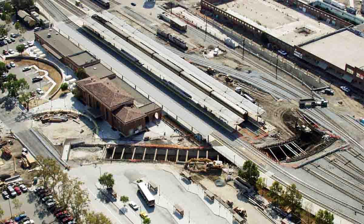 Vasona Corridor Light Rail Transit Extension 3