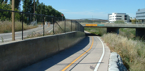 <center>APWA Project<br> of the Year, <br>Transportation <center> 1